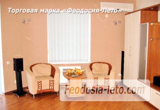 2 комнатная прикольная квартира в Феодосии, улица Федько, 41 - фотография № 1