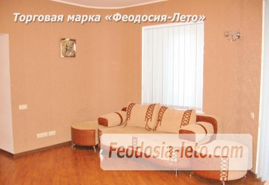 2 комнатная прикольная квартира в Феодосии, улица Федько, 41 - фотография № 4