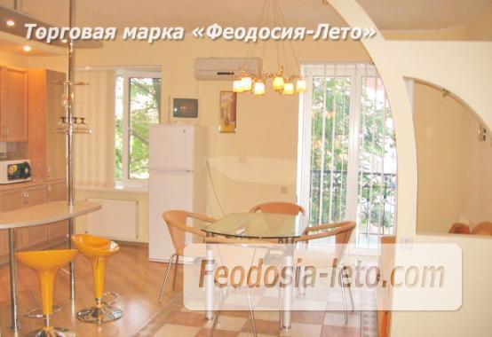 2 комнатная прикольная квартира в Феодосии, улица Федько, 41 - фотография № 6