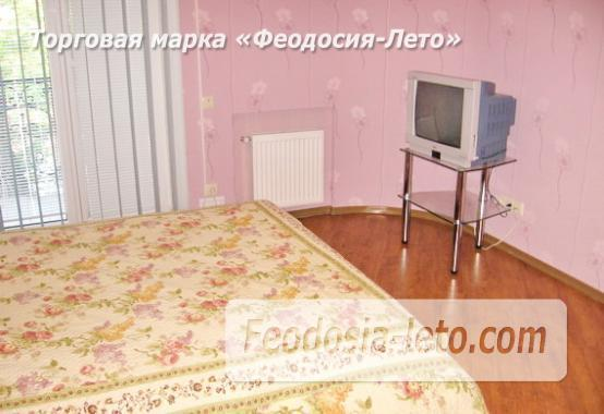 2 комнатная прикольная квартира в Феодосии, улица Федько, 41 - фотография № 12