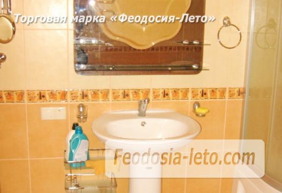 2 комнатная прикольная квартира в Феодосии, улица Федько, 41 - фотография № 15