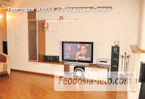 2 комнатная прикольная квартира в Феодосии, улица Федько, 41 - фотография № 2