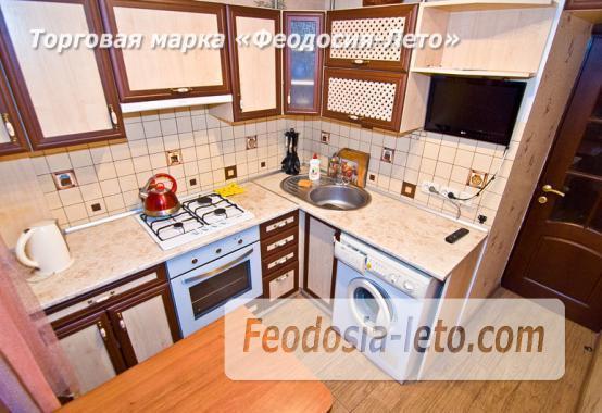 2 комнатная приятная квартира в Феодосии, улица Федько, 47 - фотография № 1