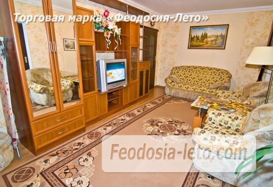 2 комнатная приятная квартира в Феодосии, улица Федько, 47 - фотография № 2
