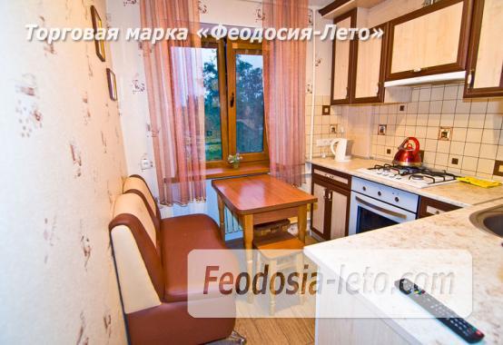 2 комнатная приятная квартира в Феодосии, улица Федько, 47 - фотография № 10