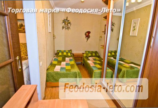 2 комнатная приятная квартира в Феодосии, улица Федько, 47 - фотография № 11