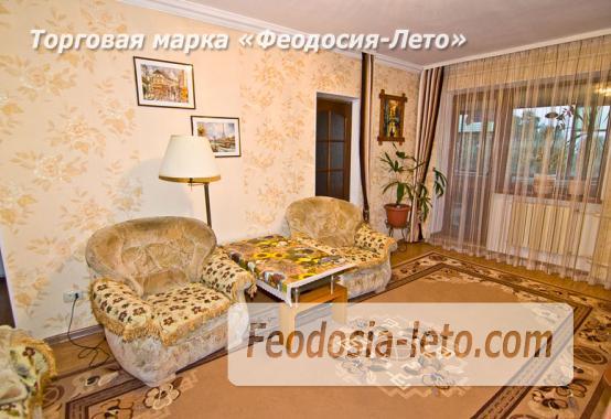 2 комнатная приятная квартира в Феодосии, улица Федько, 47 - фотография № 3