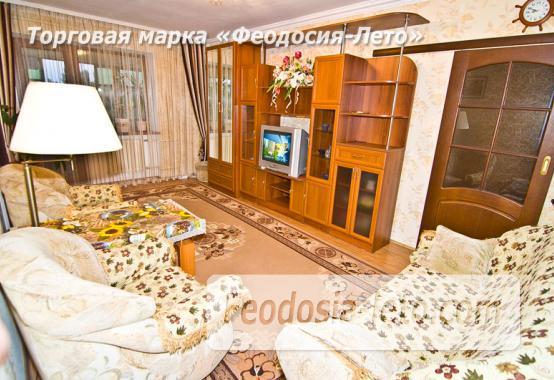 2 комнатная приятная квартира в Феодосии, улица Федько, 47 - фотография № 4