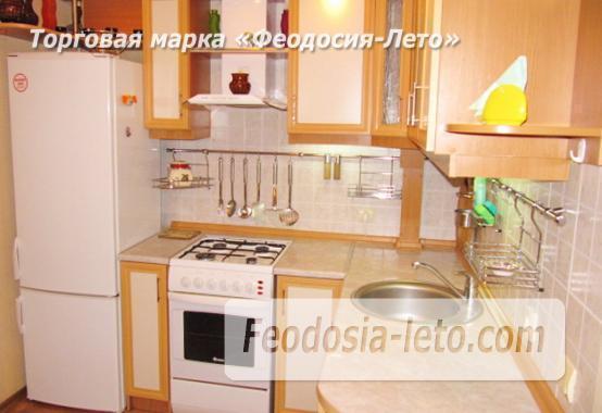 2 комнатная приятнейшая квартира в Феодосии на улице Революционная, 16 - фотография № 8