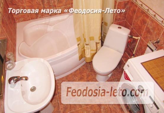 2 комнатная приятнейшая квартира в Феодосии на улице Революционная, 16 - фотография № 12