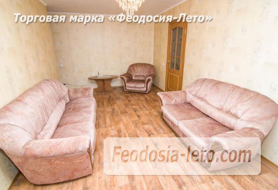 2 комнатная просторна квартира в Феодосии, улица Чкалова, 94 - фотография № 1