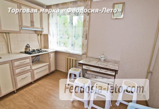 2 комнатная просторная квартира в Феодосии, бульвар Старшинова, 12 - фотография № 11