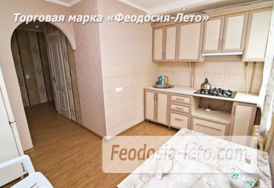 2 комнатная просторная квартира в Феодосии, бульвар Старшинова, 12 - фотография № 12