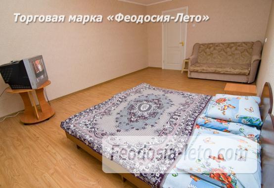 2 комнатная просторная квартира в Феодосии, бульвар Старшинова, 12 - фотография № 6