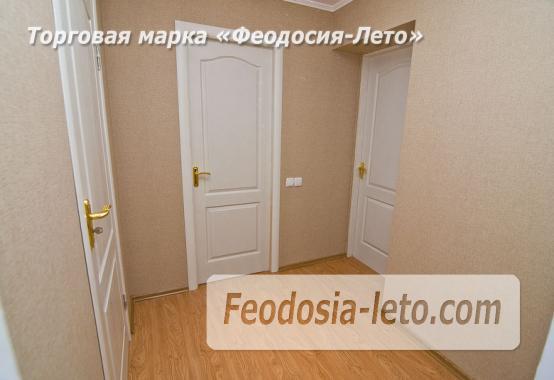 2 комнатная просторная квартира в Феодосии, бульвар Старшинова, 12 - фотография № 7