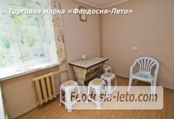 2 комнатная просторная квартира в Феодосии, бульвар Старшинова, 12 - фотография № 10