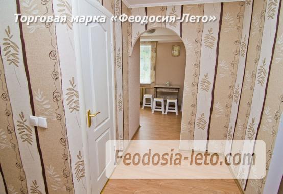2 комнатная просторная квартира в Феодосии, бульвар Старшинова, 12 - фотография № 13