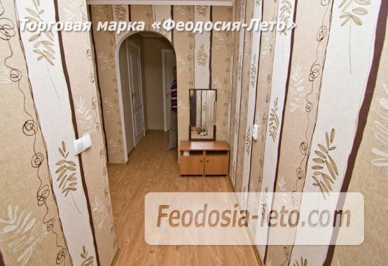 2 комнатная просторная квартира в Феодосии, бульвар Старшинова, 12 - фотография № 15