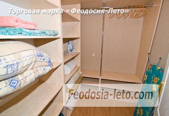 2 комнатная просторная квартира в Феодосии, бульвар Старшинова, 12 - фотография № 2