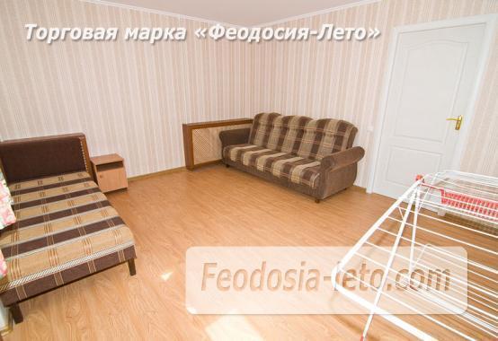 2 комнатная просторная квартира в Феодосии, бульвар Старшинова, 12 - фотография № 3