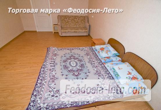 2 комнатная просторная квартира в Феодосии, бульвар Старшинова, 12 - фотография № 5