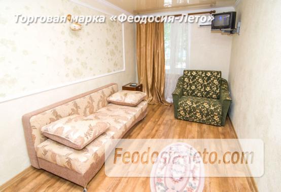 2 комнатная радужная квартира в Феодосии, улица Федько, 27 - фотография № 11