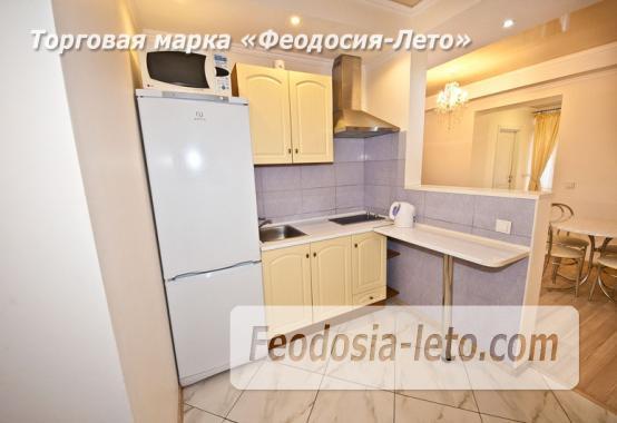 2 комнатная распрекрасная квартира в Феодосии на улице Советская, 14 - фотография № 5
