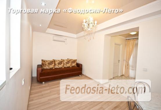 2 комнатная распрекрасная квартира в Феодосии на улице Советская, 14 - фотография № 2