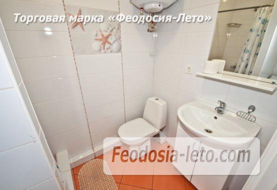 2 комнатная распрекрасная квартира в Феодосии на улице Советская, 14 - фотография № 11