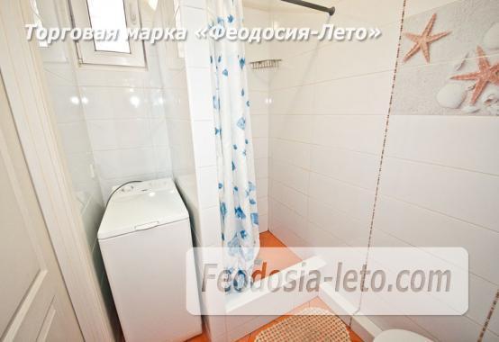 2 комнатная распрекрасная квартира в Феодосии на улице Советская, 14 - фотография № 12