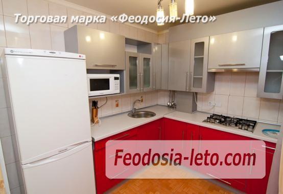 2 комнатная шикарная квартира в Феодосии, бульвар Коробкова, 7 - фотография № 1