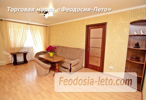 2 комнатная шикарная квартира в Феодосии, бульвар Коробкова, 7 - фотография № 9