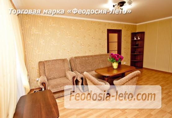 2 комнатная шикарная квартира в Феодосии, бульвар Коробкова, 7 - фотография № 10