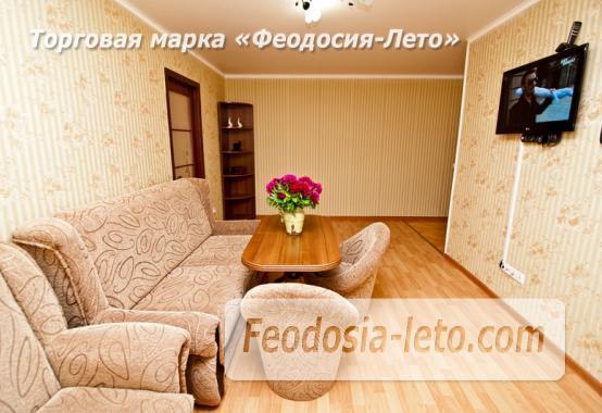 2 комнатная шикарная квартира в Феодосии, бульвар Коробкова, 7 - фотография № 8