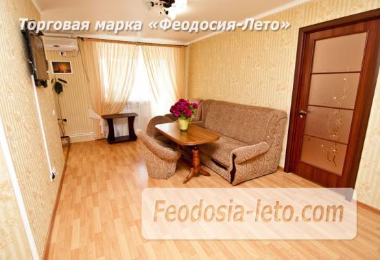 2 комнатная шикарная квартира в Феодосии, бульвар Коробкова, 7 - фотография № 11