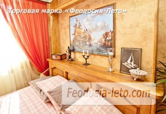 2 комнатная шикарная квартира в Феодосии, бульвар Коробкова, 7 - фотография № 5