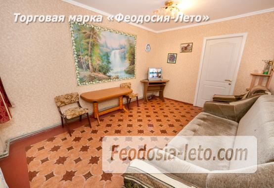 2 комнатная квартира в Феодосии на бульваре Старшинова, 10 - фотография № 11