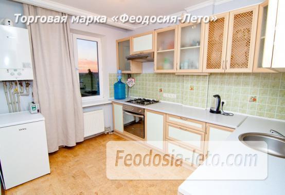 2 комнатная солидная квартира в Феодосии, бульвар Старшинова, 10-А - фотография № 6