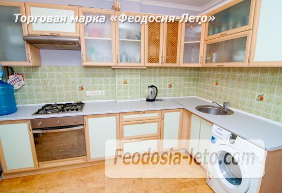 2 комнатная солидная квартира в Феодосии, бульвар Старшинова, 10-А - фотография № 7