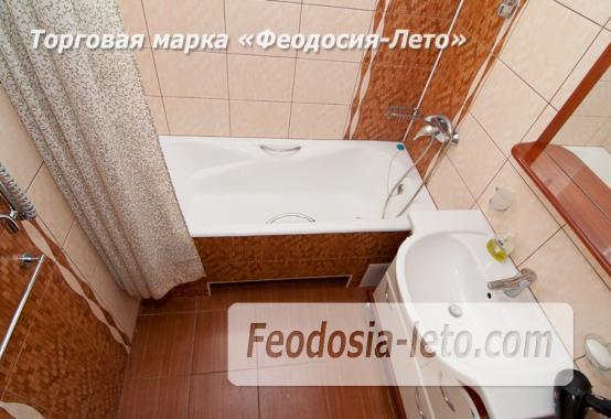 2 комнатная солидная квартира в Феодосии, бульвар Старшинова, 10-А - фотография № 12