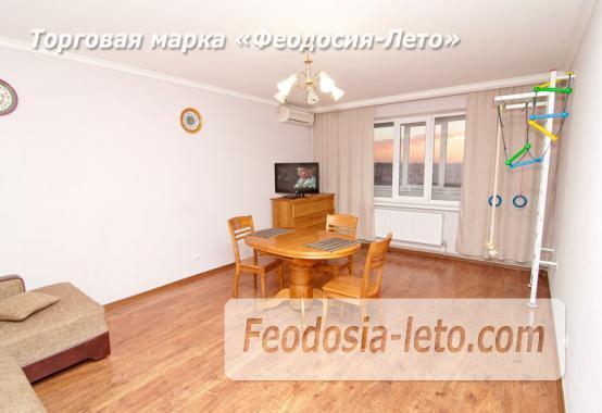 2 комнатная солидная квартира в Феодосии, бульвар Старшинова, 10-А - фотография № 2