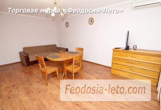 2 комнатная солидная квартира в Феодосии, бульвар Старшинова, 10-А - фотография № 4