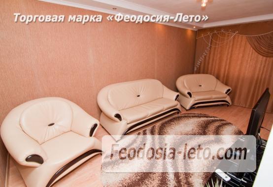 2 комнатная солнечная квартира в Феодосии, улица Строительная, 11 - фотография № 2
