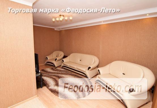 2 комнатная солнечная квартира в Феодосии, улица Строительная, 11 - фотография № 3