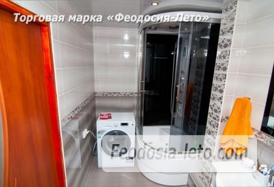 2 комнатная солнечная квартира в Феодосии, улица Строительная, 11 - фотография № 12