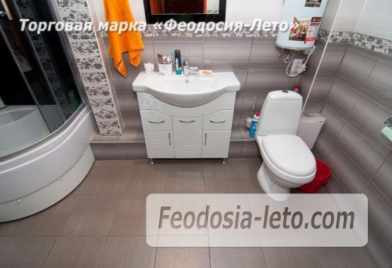 2 комнатная солнечная квартира в Феодосии, улица Строительная, 11 - фотография № 13