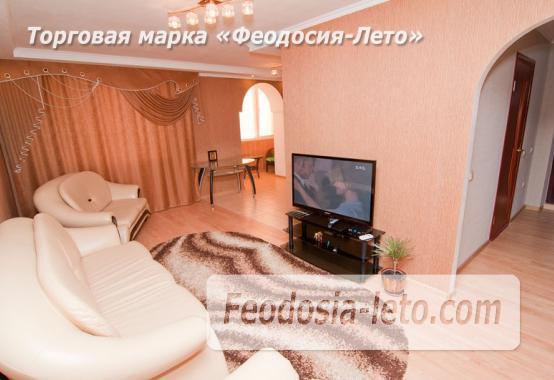 2 комнатная солнечная квартира в Феодосии, улица Строительная, 11 - фотография № 4
