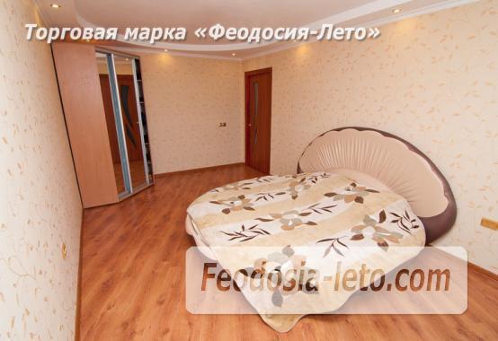 2 комнатная солнечная квартира в Феодосии, улица Строительная, 11 - фотография № 6
