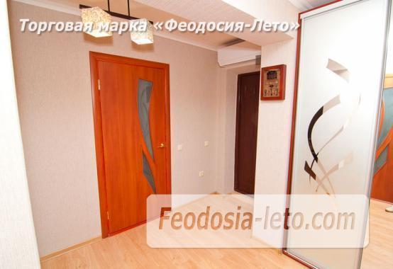 2 комнатная солнечная квартира в Феодосии, улица Строительная, 11 - фотография № 9
