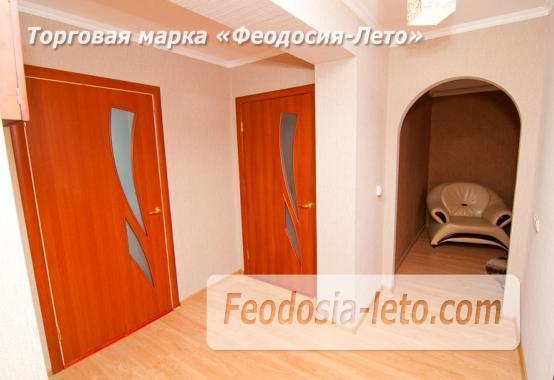 2 комнатная солнечная квартира в Феодосии, улица Строительная, 11 - фотография № 10